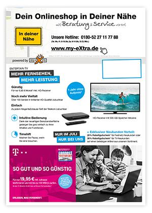Telekom-Flyer